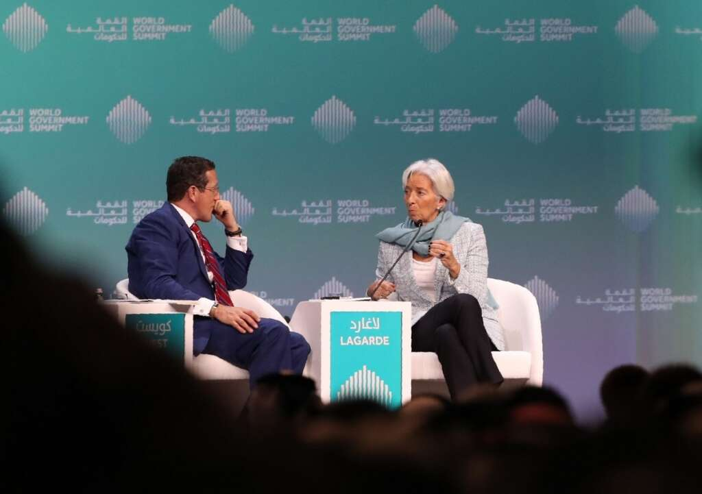 Womens jobs will suffer most as AI takes hold: Lagarde