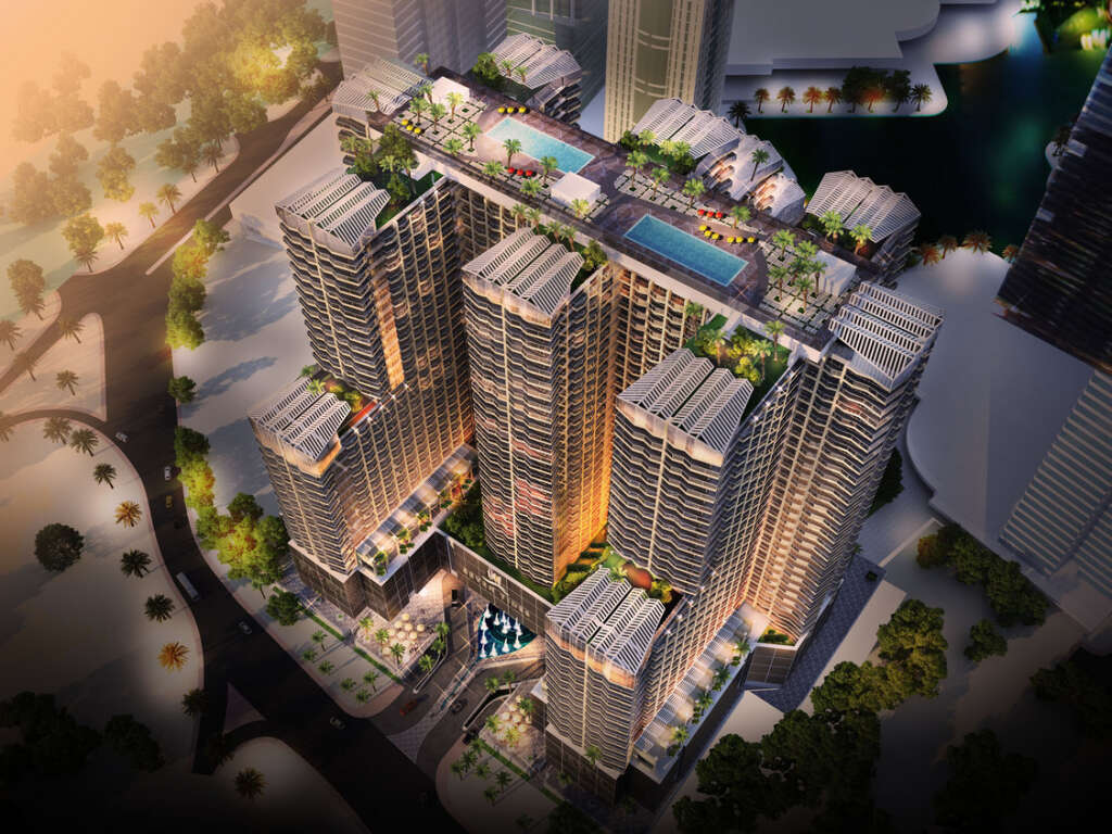 New Dh1.3B mixed-use project launched at JLT