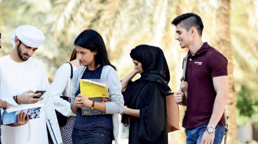 UAE: Education hub in the Middle East region