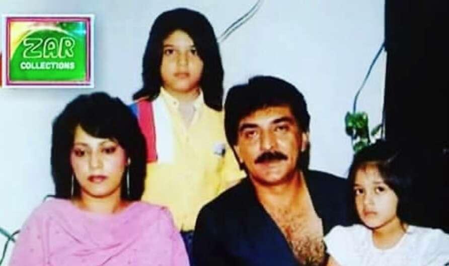 Abid Ali passes away