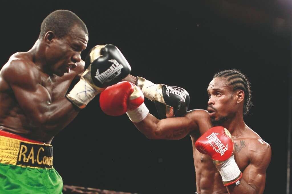 Lasisi puts Dubai on the map with WBC belt