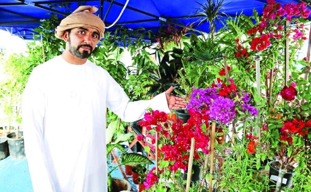 Emirati, gives, away, 4,600 Ghaf seedlings, flowers, UAE National Day,
