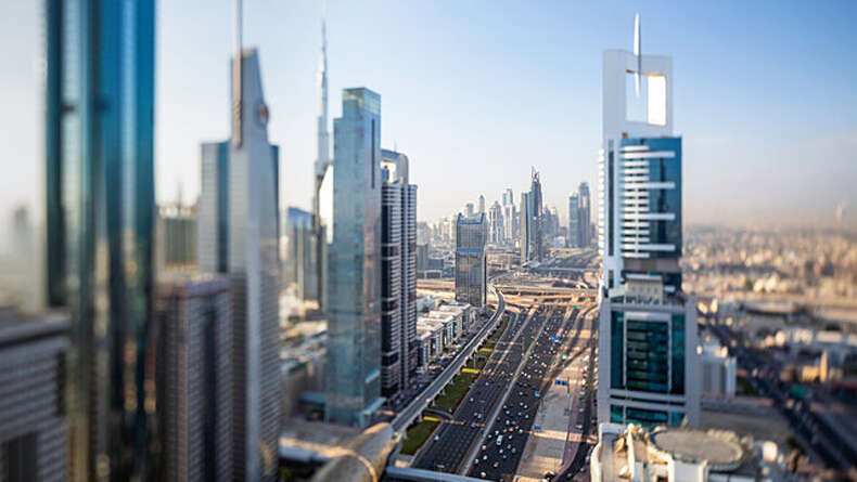 Sheikh Mohammed issues law on surveying in Dubai
