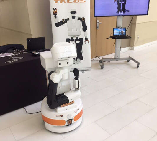 Robot to help its kind connect with humans