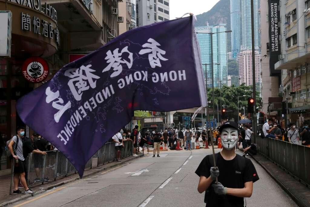US President Donald Trump, Hong Kong, China, crackdown, Kayleigh McEnany