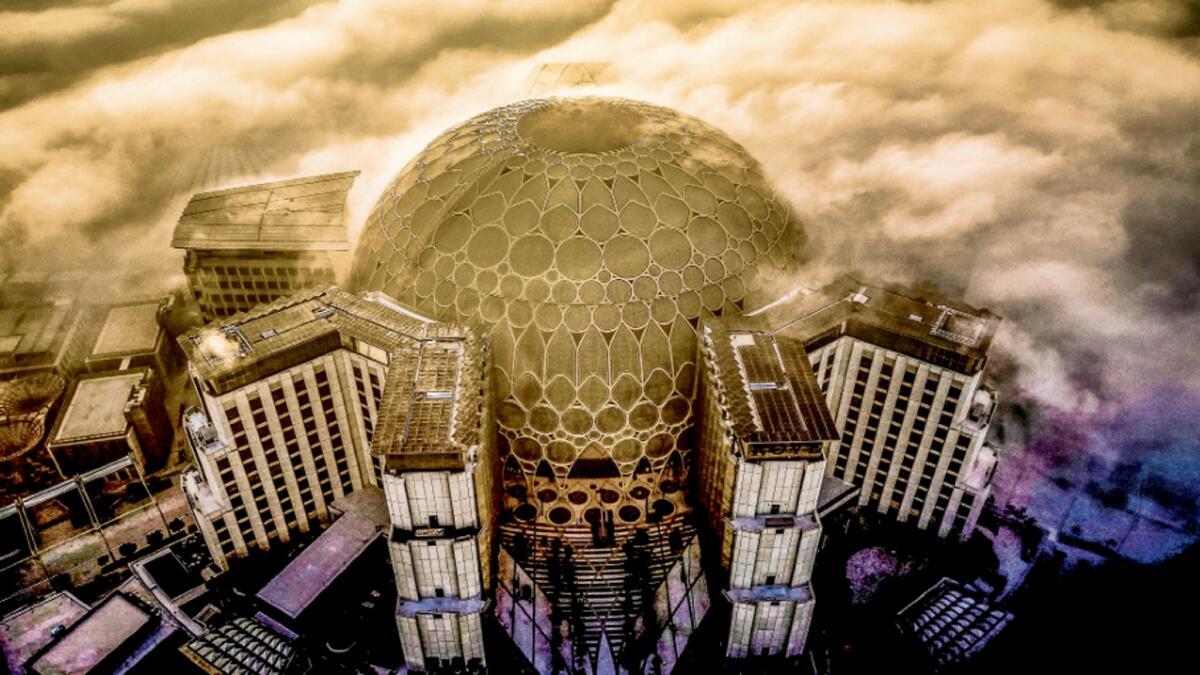 Photo courtesy: Expo 2020 Dubai