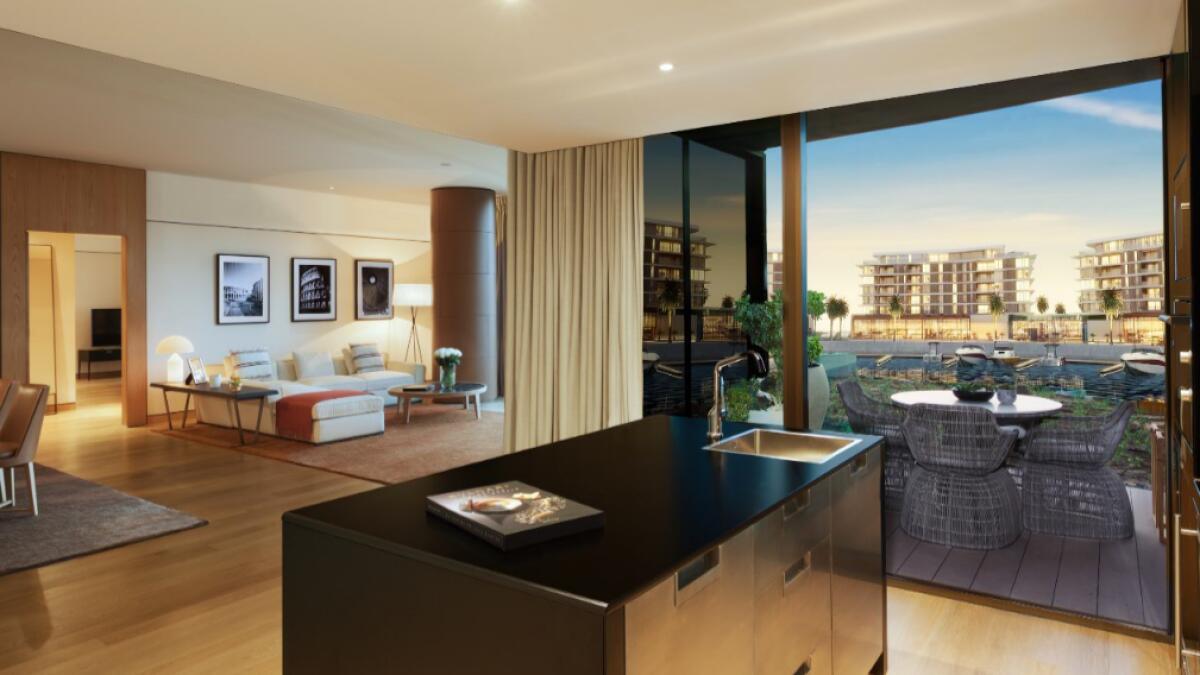 Dubais most expensive penthouse sold for Dh60m