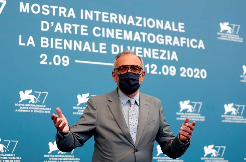 Venice, film, festival, opens, pandemic, Lido, Hollywood, coronavirus, Covid-19, Italy