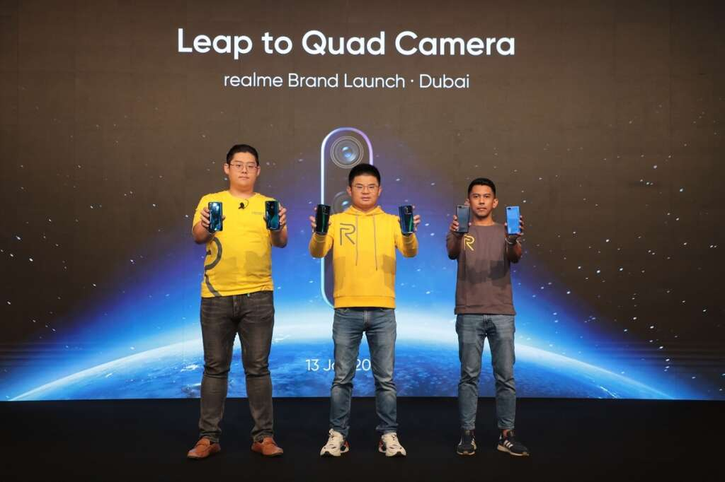 Realme leaps into UAE market with flagship killer