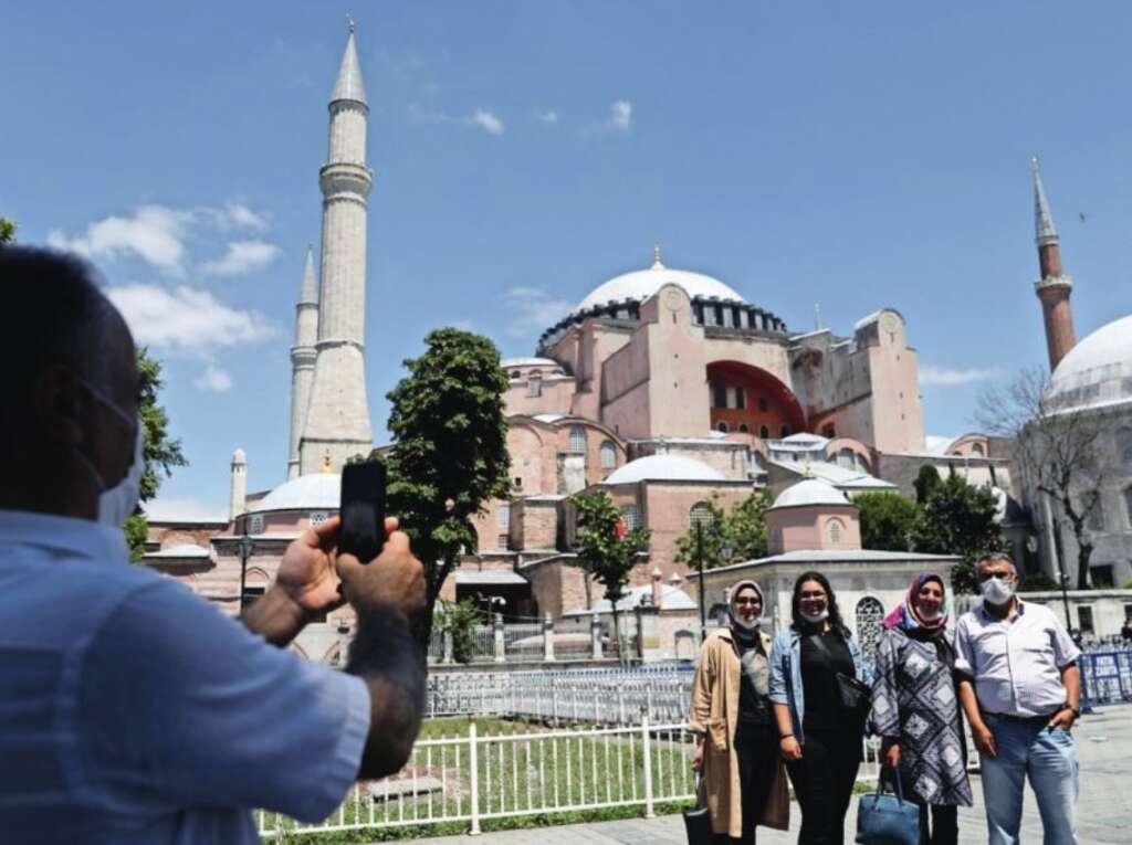 Hagia Sophia, Unesco, Istanbul, UAE