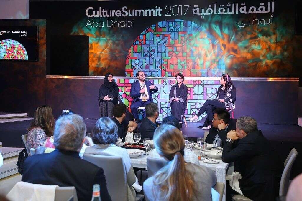Abu Dhabi culture forum ends on digital note