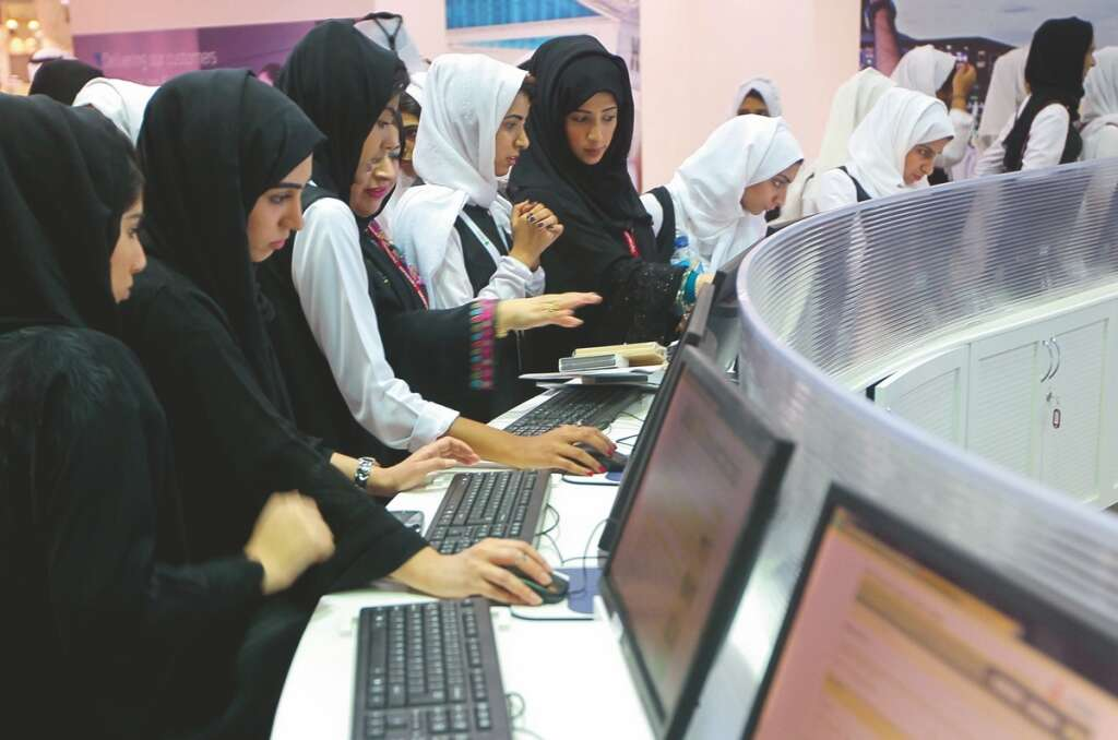 Gender parity can drive economic growth in UAE