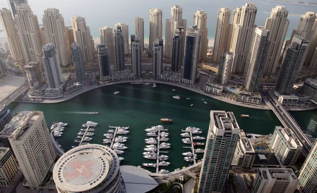 How much property can $1m buy you in Dubai?