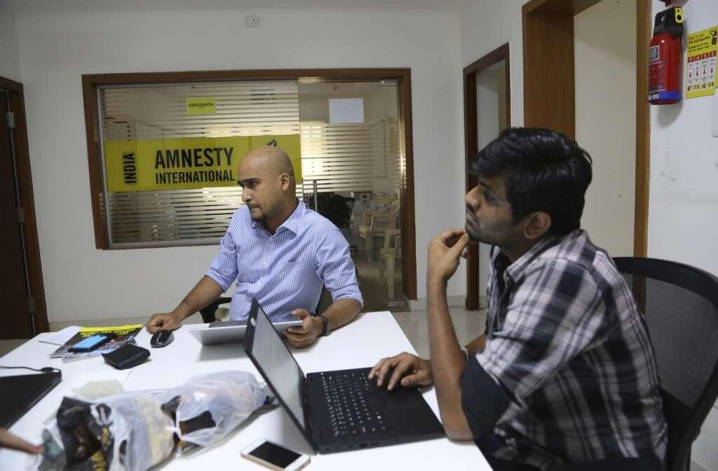 Amnesty, India, New Delhi, Modi, 50, crackdown