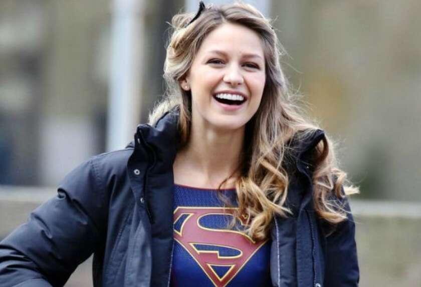 Melissa Benoist, Supergirl, Hollywood, DC Comics