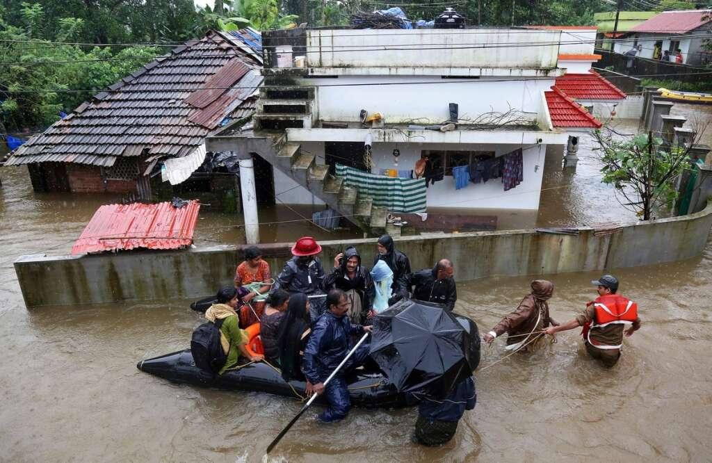 Dubai bank donates Dh5 million for Kerala flood relief