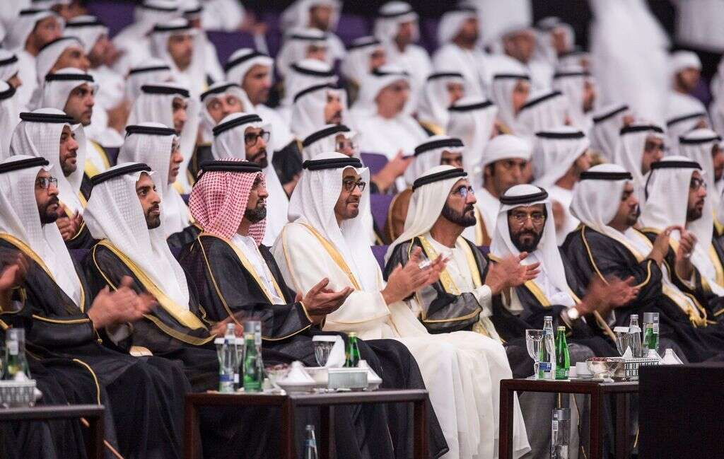 UAE rulers attend Mother of the Nation Festival
