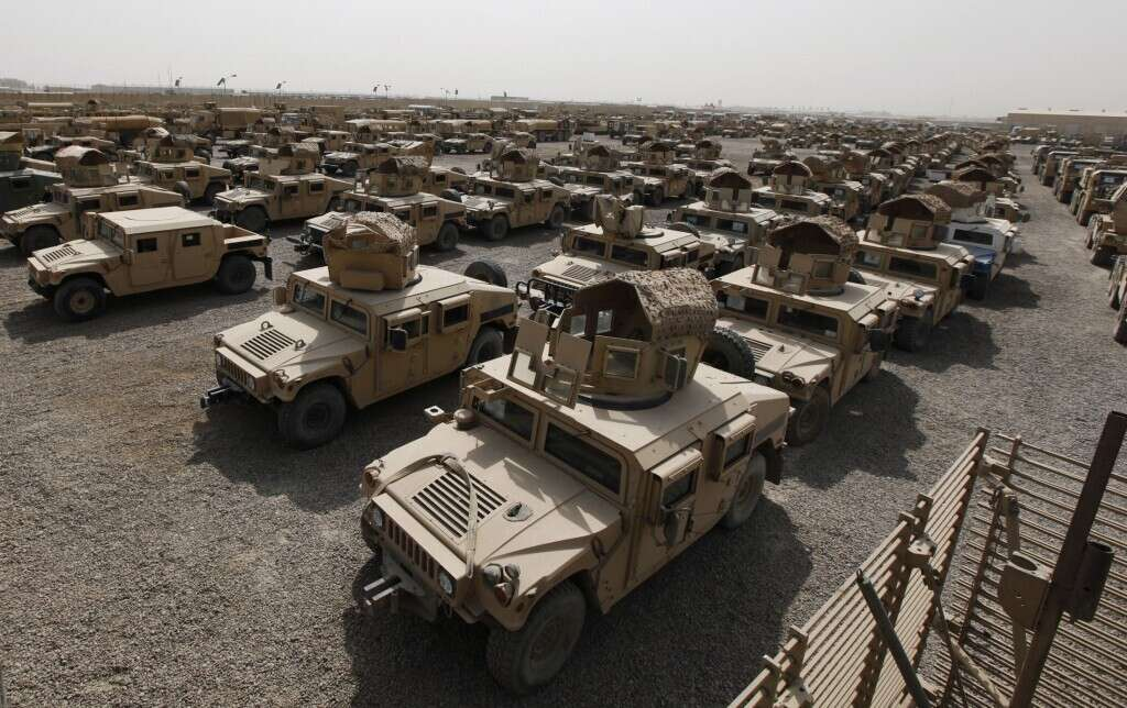 Record Mideast imports drive global defence market to $65b