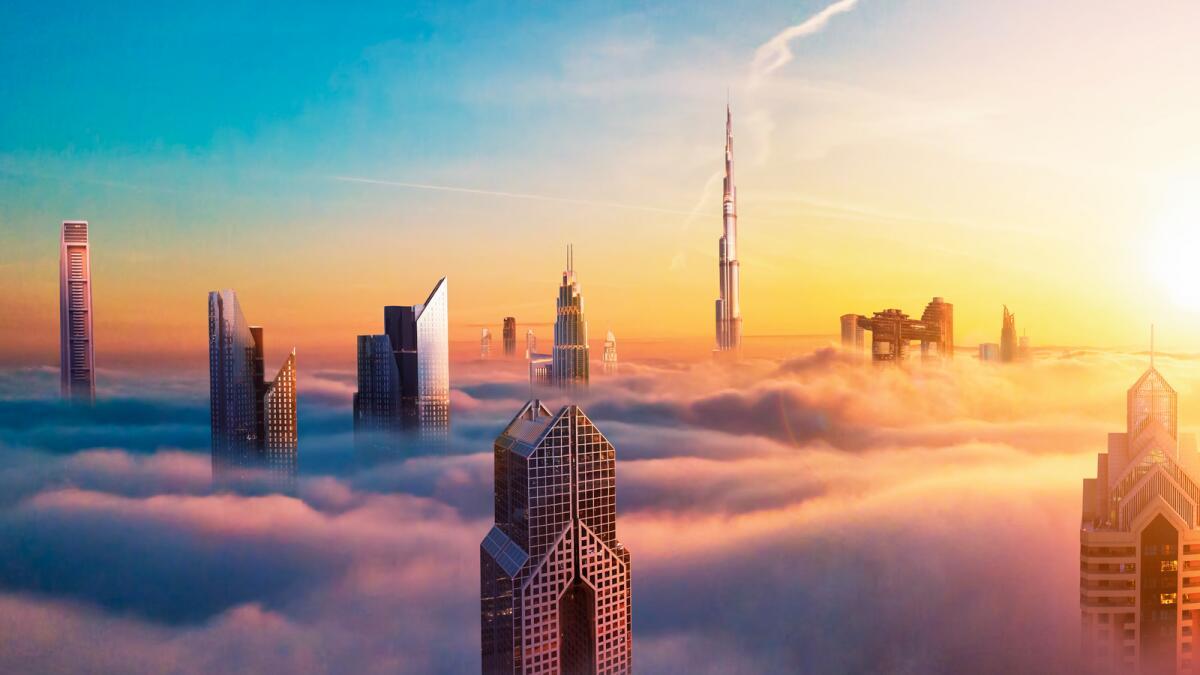 A love letter to Dubai winter
