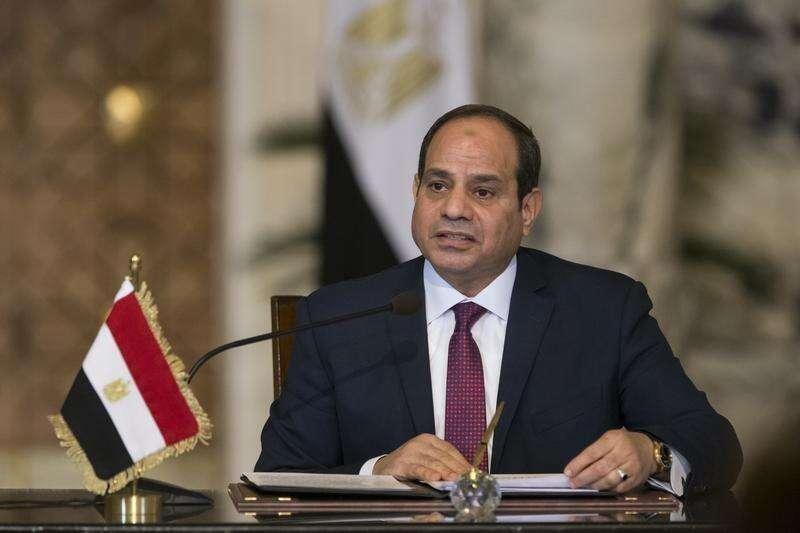 Abdel Fattah Al Sisi, uae, Israel, normalisation, peace, middle east, egypt