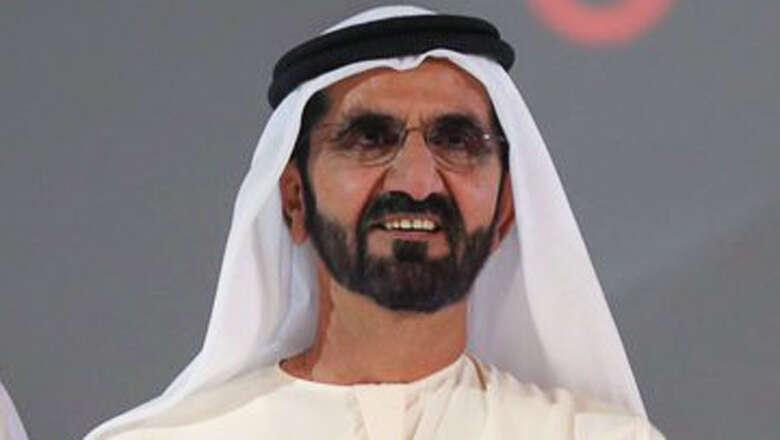 Sheikh Mohammed orders Dh33m bonus for Dubai taxi plate owners