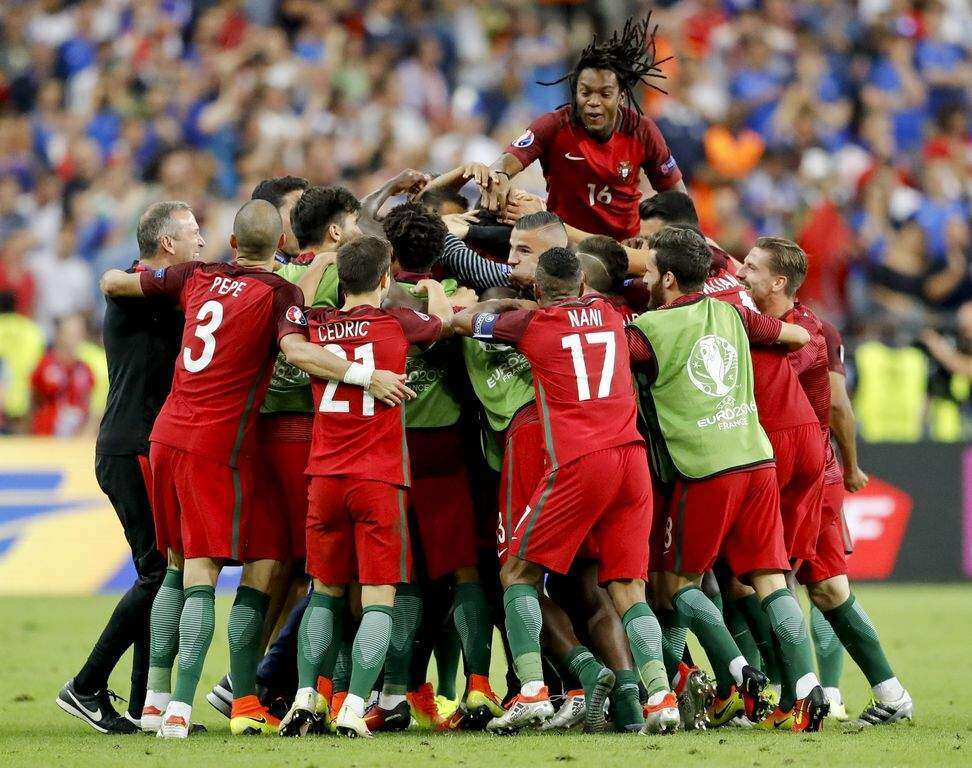Ugly duckling Eder now a beautiful swan: Portugal boss Santos