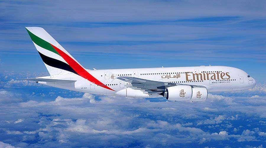airline, Emirates, Sheikh Hamdan, coroanvirus, covid-19