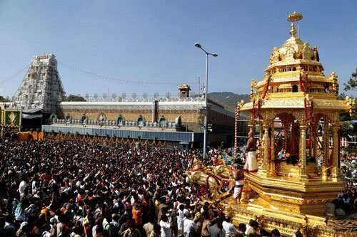 Combating coronavirus, covid-19, Tirumala temple, auction, 23 properties, Tamil Nadu