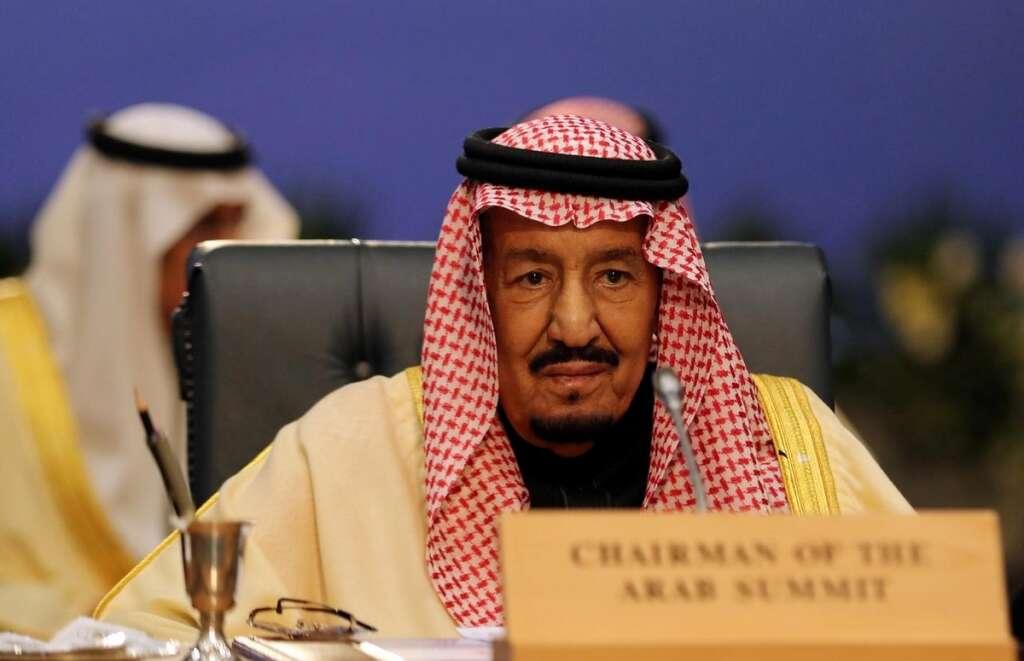 Saudi Arabia, King Salman, supports, calls, Libya, ceasefire