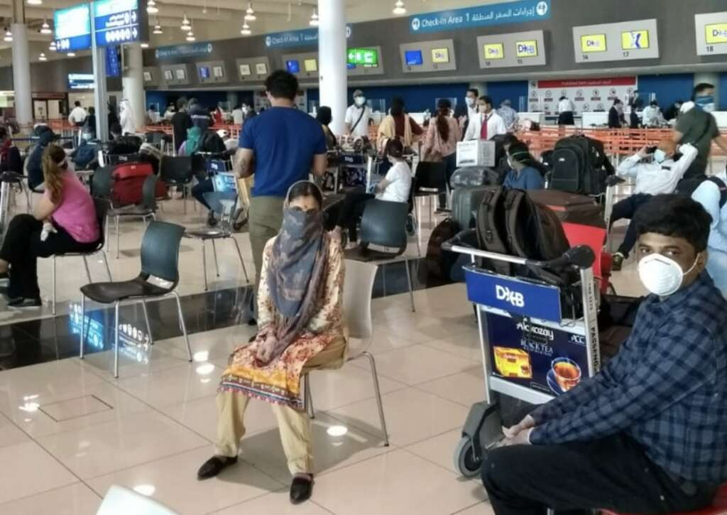 Covid, Covid-negative, test, Kerala, chartered flights, dubai, coronavirus