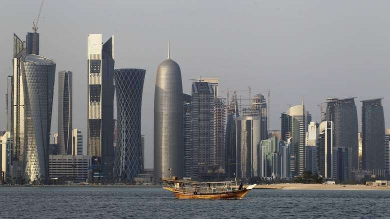 Chinese shipping firm suspends services to Qatar