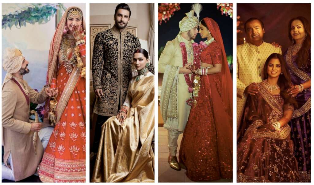 6c1f8bfdc The year saw some of the successful and glamorous singles of Bollywood  settling down.