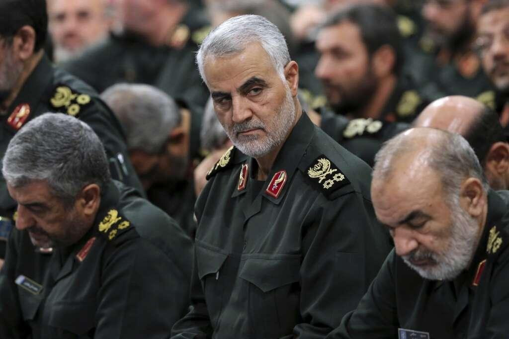 Soleimani, US, Iran tensions