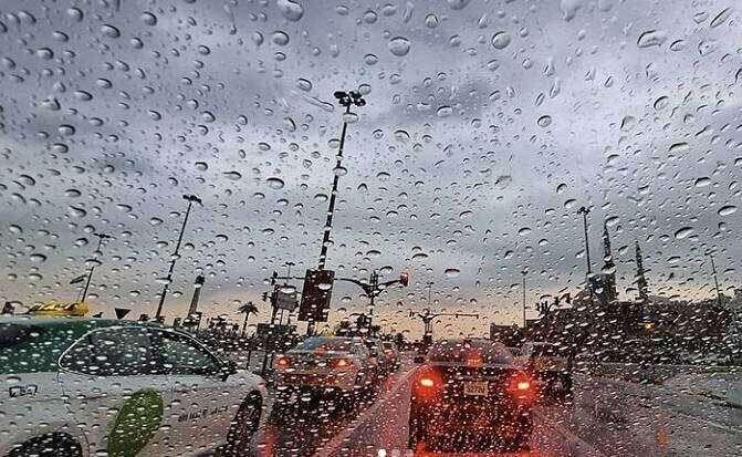 Weather forecast, More, rain, hit, UAE