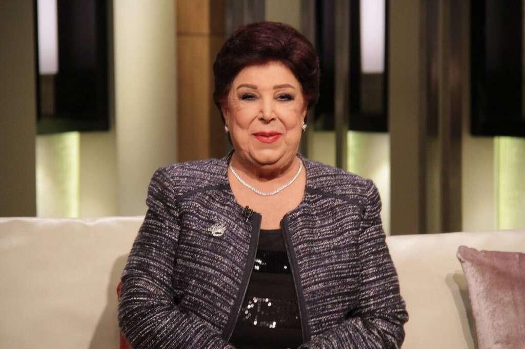 Covid-19: Egyptian actress Ragaa El-Gedawy no more