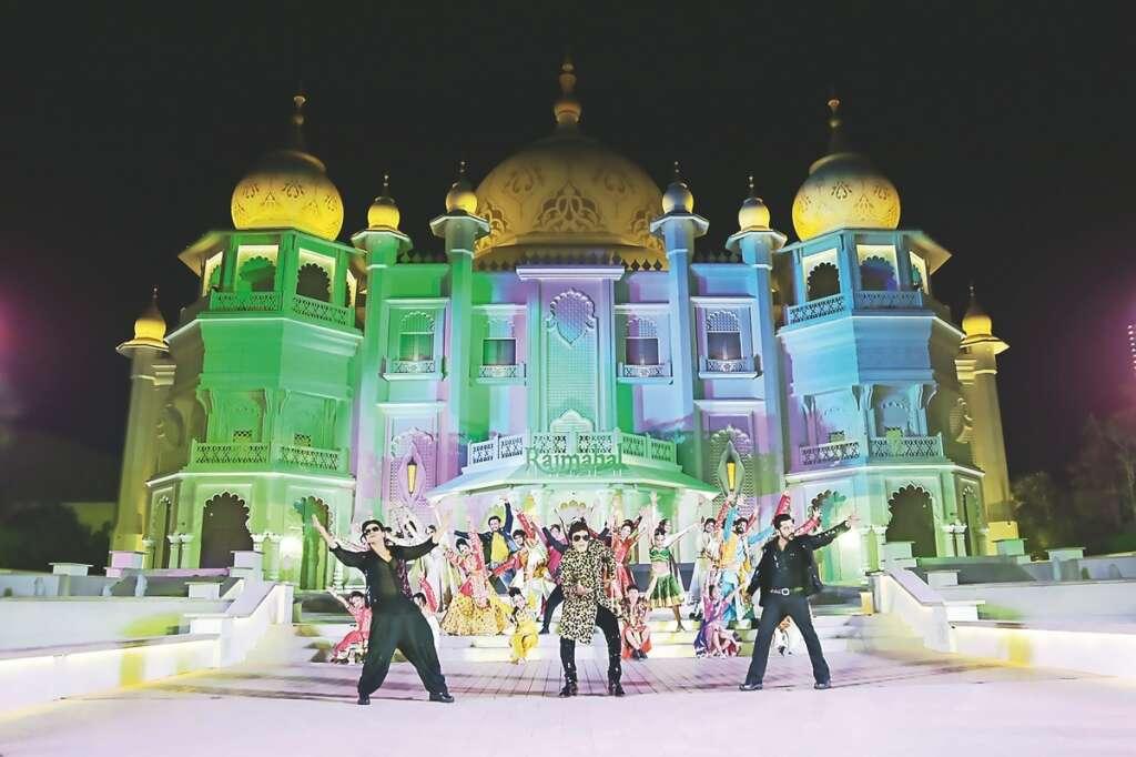 Biggest Diwali celebration in Dubai