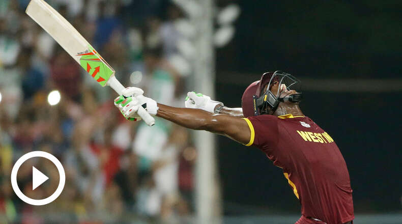 I mis-hit World T20 winning six: Brathwaite