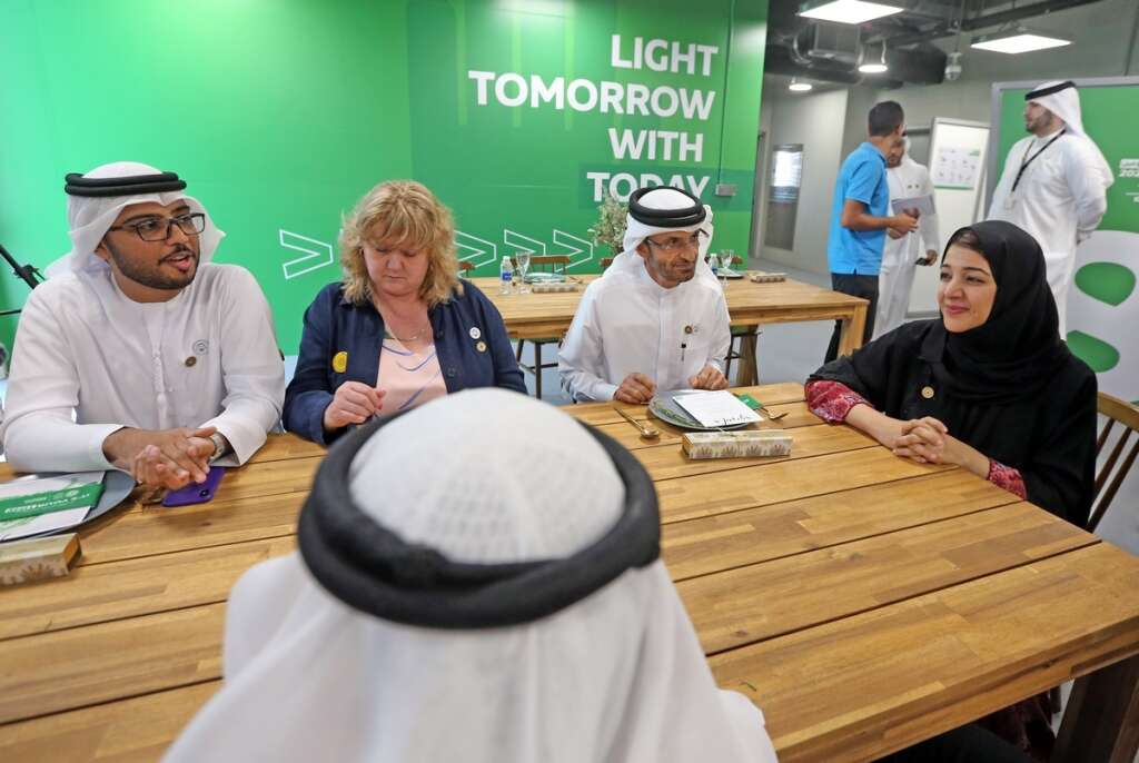 Dubai Expo 2020 is looking for 23,000 volunteers