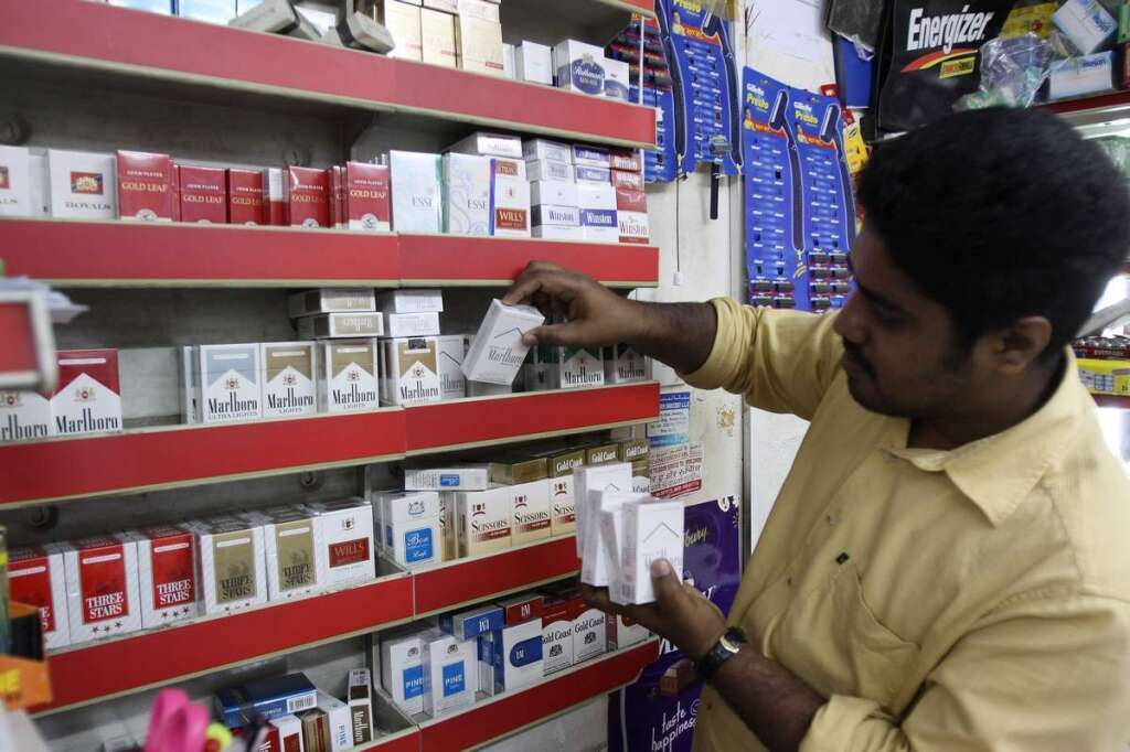 17 Dubai shops booked for violating excise tax rules