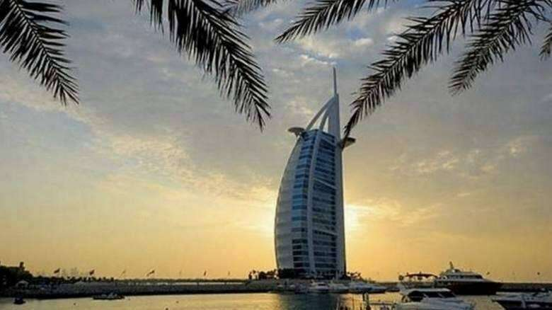 UAE, weather, National Center of Meteorology, fair, partly, cloudy, humid
