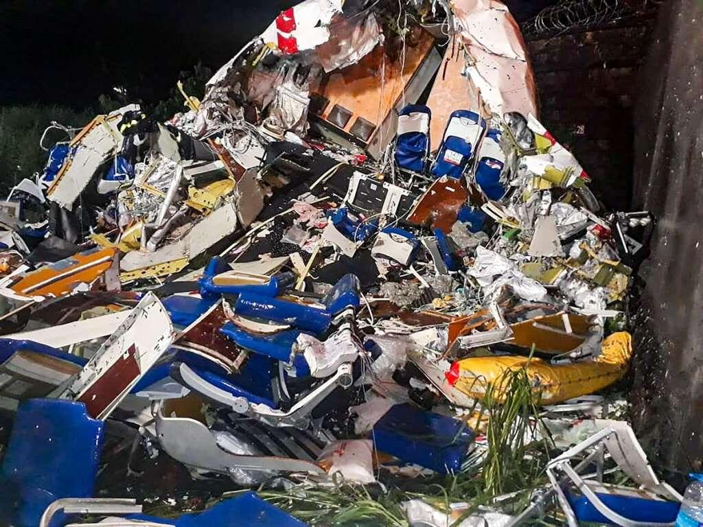 Kozhikode crash, Air India Express, Abu Dhabi