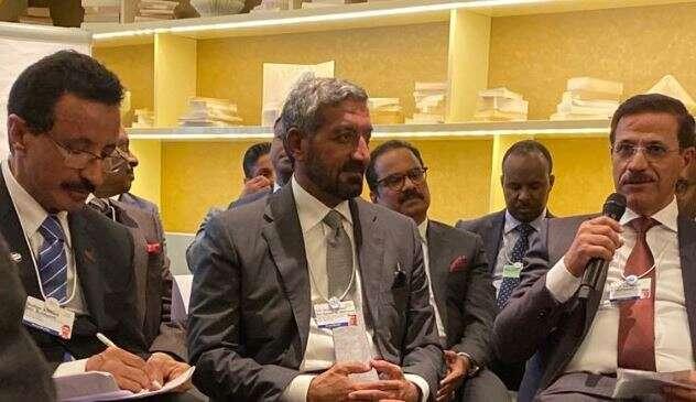 Dubai, launches, Sheikh Mohammed, World Logistics Passport, Davos,  Customs World, DP World, Emirates Group