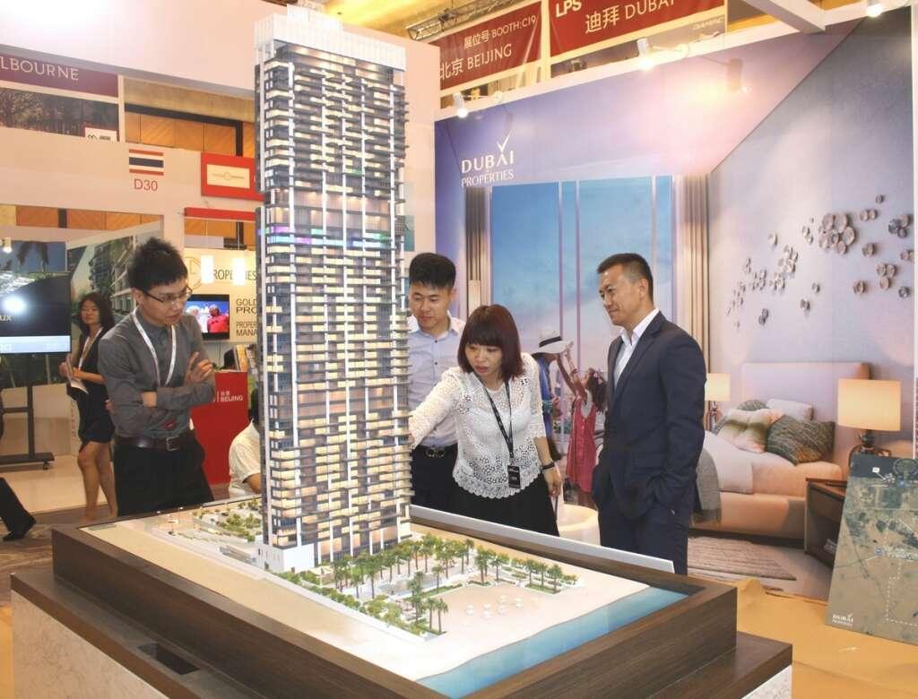 Dubai Properties bids to attract Chinese investors