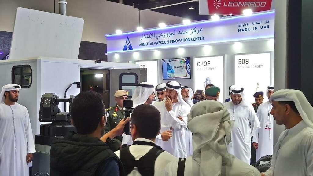 UMEX 2020, Simtex 2020, Sheikh Mohamed bin Zayed, Abu Dhabi