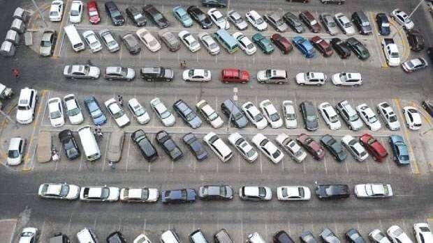 Paid parking, Free parking, Ajman, UAE parking
