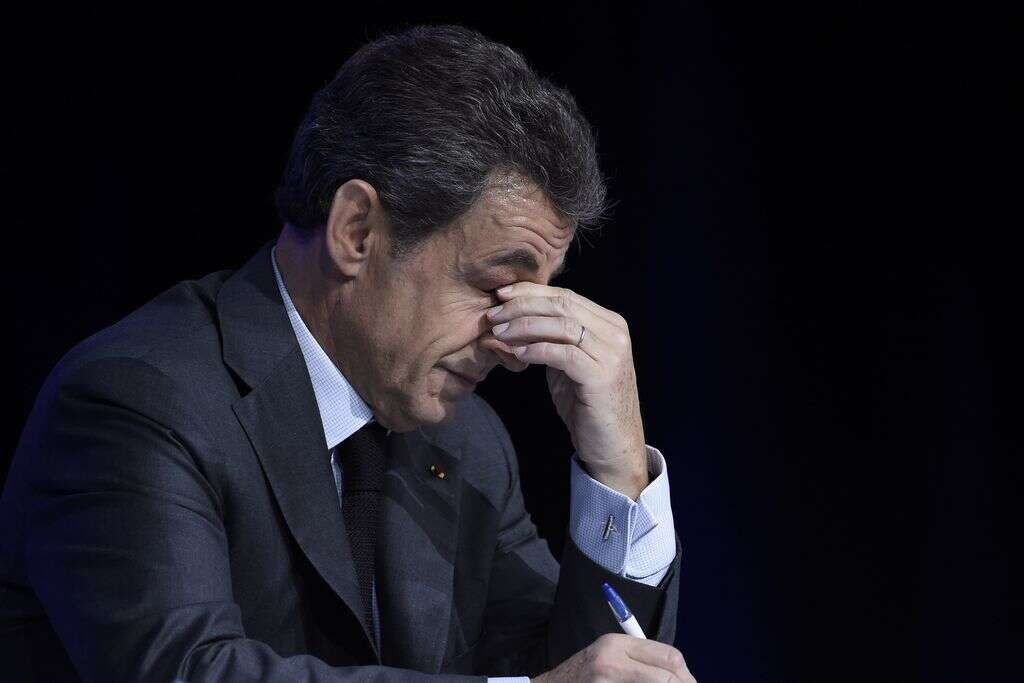 Former French president Sarkozy in court over campaign finances