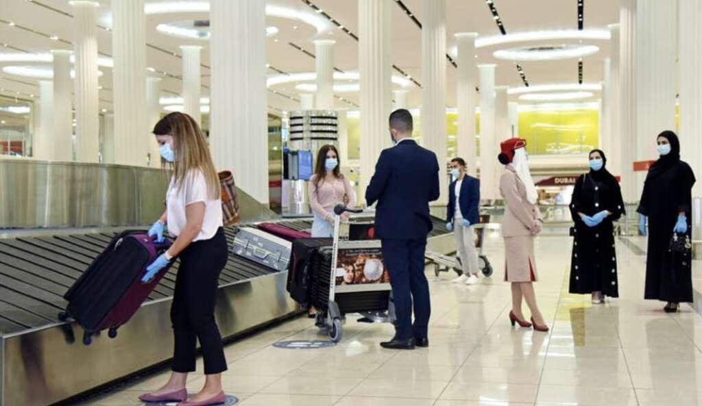 Dubai, Eid travellers, Eid Al Adha