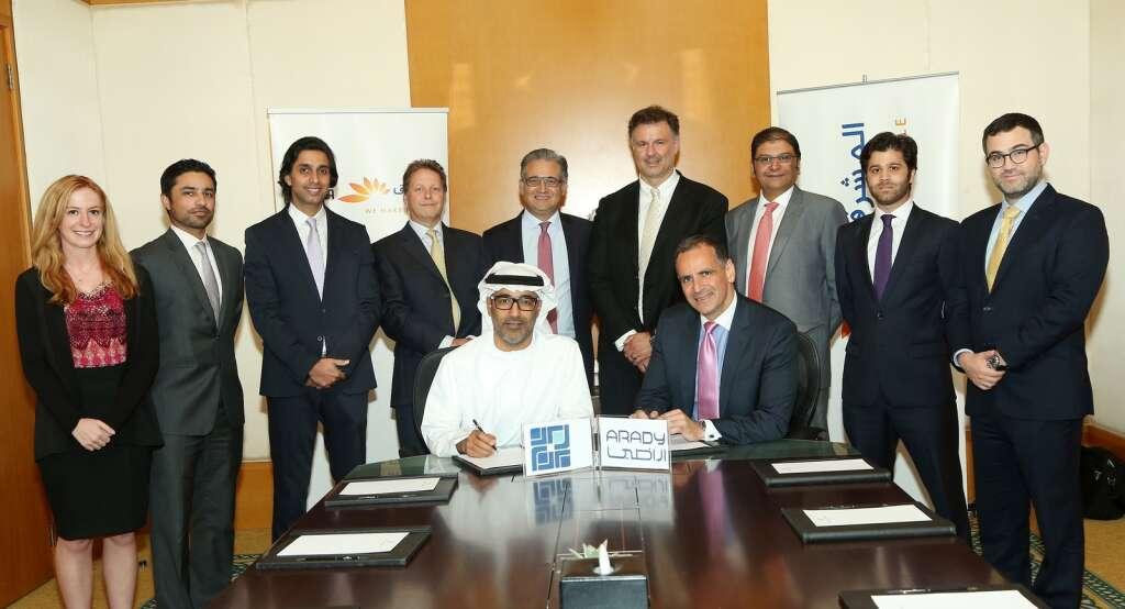 Mashreq and Arady launch fund