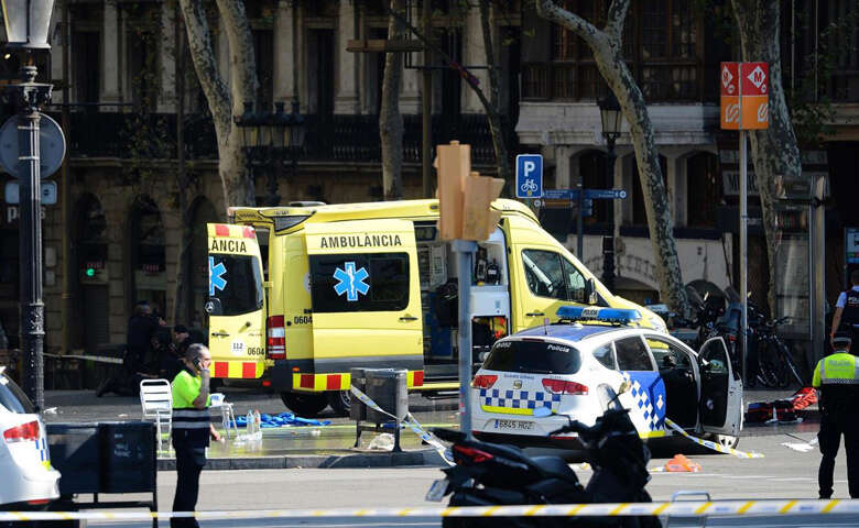 Spain attack: Police gun down 5 suspects, foil second terror attempt