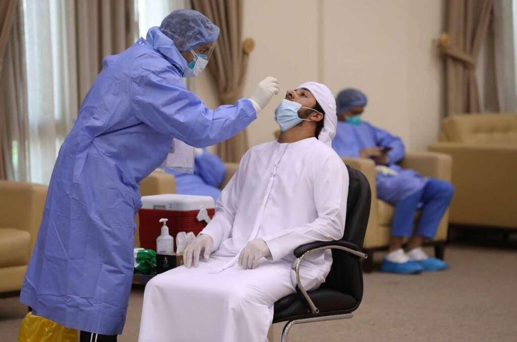 Coronavirus, Total Covid-19 cases, down, 21%, deaths, reduced, 5.7%, UAE